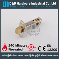 SS dead bolt mortise lock-DDML033
