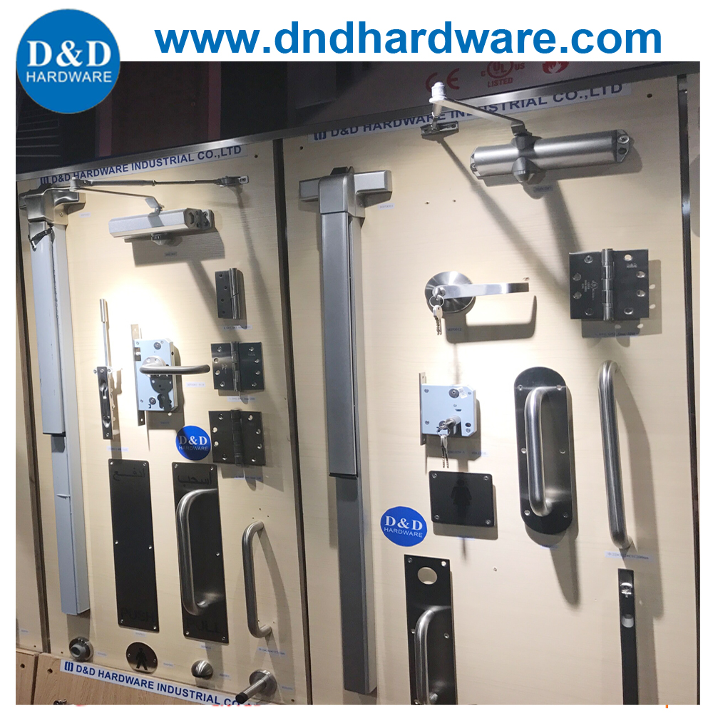 Automatic Die Casting Double Action Heavy Duty Fire Rated