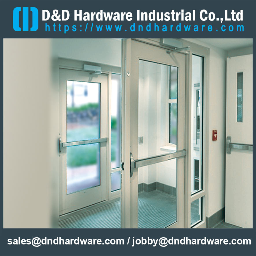 SS304 Fire Door UL Panic Exit Device-DDPD001