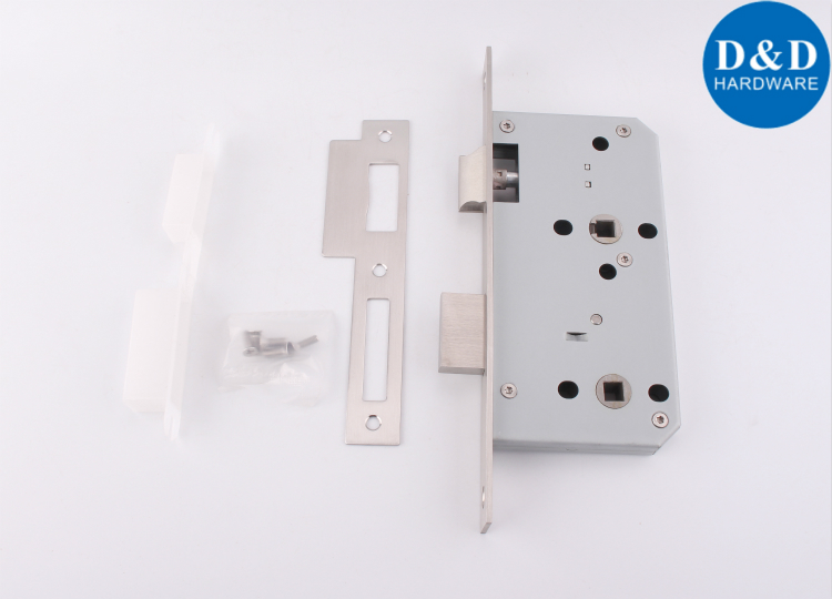 European Mortise Bathroom Lock 5578-D&D Hardware