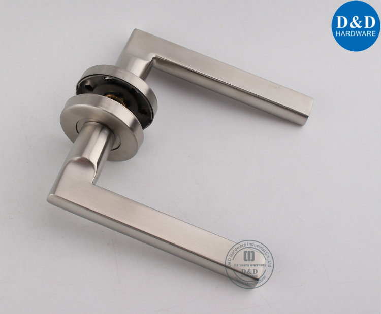 Solid Stainless Steel 316 Lever Handle-D&D Hardware