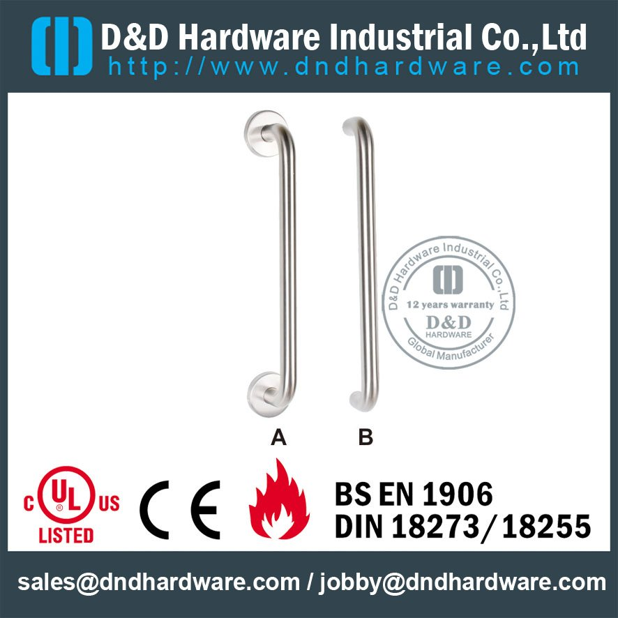 SUS304 Pull Handle-D&D Hardware