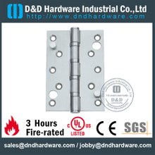 SS Singe Security Hinge for Metal Doors-DDSS062