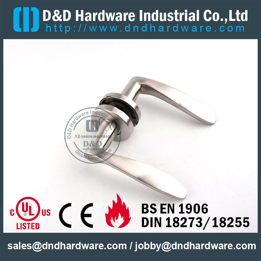 D&D Hardware-Stainless steel Solid handle DDSH001