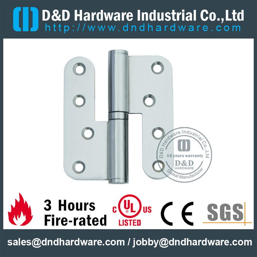 Stainless steel hinge-D&D Hardware