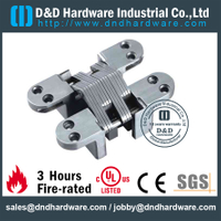 SS-CC03-25x118mm-Stainless Steel 304 Heavy Duty Concealed Hinge for Metal Door