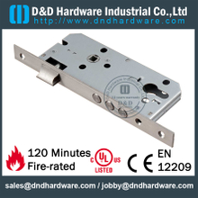 Stainless Steel 304 Sash Mortise Lock with 3 Bars for Commercial Door - DDML6085-3R