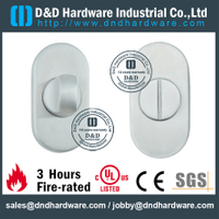 Stainless steel 316 emergency release indicator for Restroom Door -DDIK024