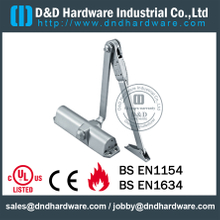 Aluminium Alloy Fully Hydraulic Control Durable Door Closer for Commercial Door- DDDC-68