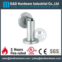 Magnetic Door Fittings for Household Chores Bronze Low-Noise Door Stop galvanic Surface Resistant Door Bracket