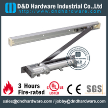 Aluminium Alloy Hot Sale Super Duty Door Closer for Metal Door - DDDC009
