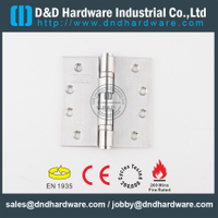 CE Ball Bearing 2BB Door Hinge-DDSS001-CE-4x4x3.0mm-SUS304