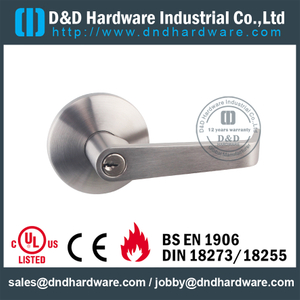 SS304 CE Fire Rated Lever Trim-DDPD012