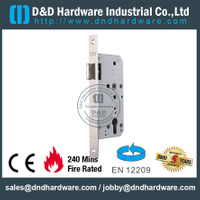 Fire Rated SS Door Lock-DDML011