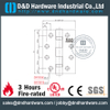 SS316 UL Fire Rated Door Hinge for Fire Metal Door-DDSS001-FR-4x4x3.0mm
