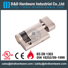 Brass Single Thumbturn Cylinder Lock-DDLC009