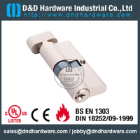 Solid Brass High Security Euro Cylinder Locks for Office Door-DDLC004