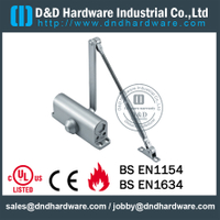 Aluminium Alloy Good Quality Practical Door Closer for Commercial Door- DDDC-61A