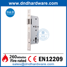 BS EN12209 Solid SUS304 Fire Rated Sash Lock-DDML009