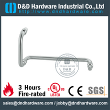 Stainless Steel Casting Cranked Pull Handle for Front Office Door-DDPH035