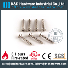 Stainless steel 304 #10 wooden screw for hinge-DDSR007
