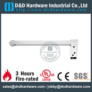 Grade 304 Overhead Door Coordinator Device Hardware for Metal Door –DDDR002-B