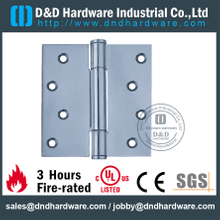DDSS024-SUS316 3 Knuckle Hinge with CE For Metal Door