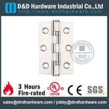 Stainless Steel Grade 201 Door Hinge with PSS for Aluminum Door-DDSS045-B