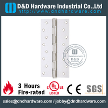 Stainless Steel Grade 316 Heavy Duty Hinge with SSS for Metal Door-DDSS054
