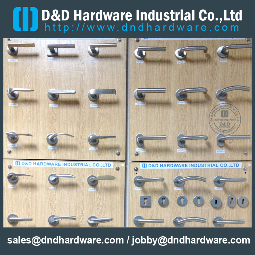 Stainless Steel 304 Pull Handle for Exterior Glass Door-DDPH050