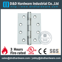 Stainless Steel 304 Architectural Ironmongery Hinge for Fire Door-DDSS075