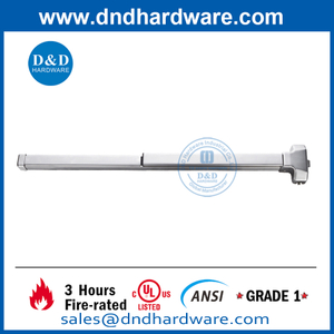 Grade 304 Fire Design Hardware Panic Exit Device-DDPD008
