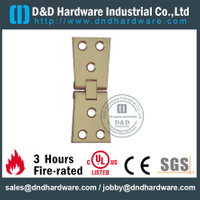DDBH015-Solid brass trapezoid table hinge with BHMA standard