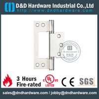 Stainless Steel Grade 304 Wooden Door Flush Hinge with AB-DDSS027-B