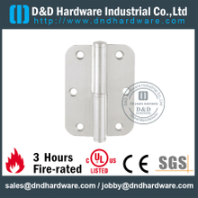 SS304 Round Corner Lift-off Hinge for Metal Door-DDSS020