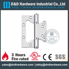 SS316 Antirust Flush Hinge for Shower Door-DDSS026