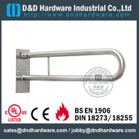 Heavy Duty Stainless Steel 304 Disabled Safety Grab Bar for Hosptial Bathroom -DDTH038