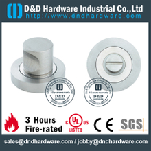 SUS304 modern round thumb turn indicator for Bathroom Door -DDIK022