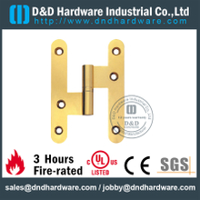 DDBH017-Solid brass special H hinge with BHMA standard for Bedroom Door