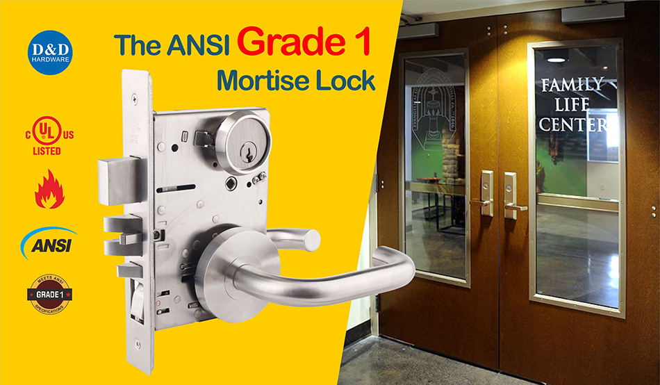 How to choose the American Standard Mortise Lock?