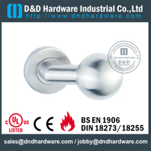 Latest stainless steel ball shape solid door handle for Shower Door- DDSH195
