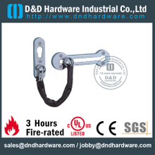 Zinc Alloy Security Door Chain for Interior Wooden Door -DDDG003