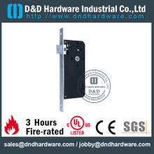 Stainless steel passage mortise lock for Swing Door-DDML003