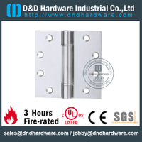 Grade 304 Single Action Spring Hinge for Bathroom Door-DDSS033