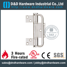 Stainless Steel 2 Ball Bearing Folding Hinge with handle for Folding Door-DDSS041