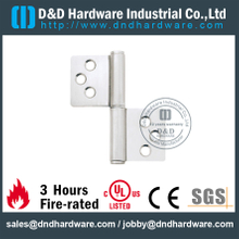 Stainless Steel 304 Flag Door Hinge for Metal Door-DDSS031