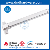 SS304 UL ANSI Fire Rated Panic Exit Device-DDPD004