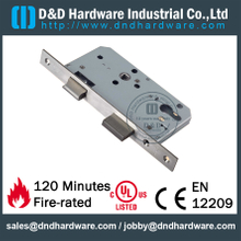 Stainless Steel Sash Lock with CE Certificate for Bedroom Door-DDML5572SL