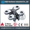 ZA-CC03 -13x45mm-Zinc Alloy Mini Concealed Hinge for Kitchen Cabinet Door
