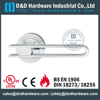 Stainless steel solid new fashion door handle for Office Door- DDSH210